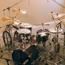 drums studio