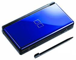 blue and black ds