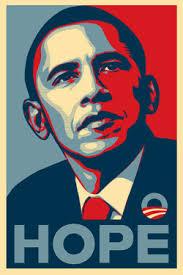obama hope art