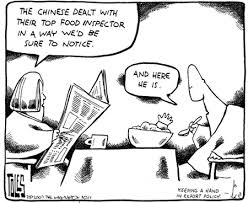 chinese food cartoons