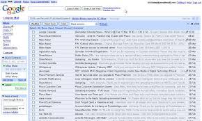 gmail screen