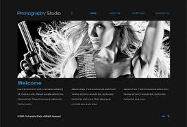 flash web sites templates