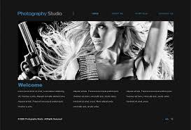 flash web sites templates