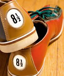 bowling alley shoes