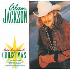 alan jackson honky tonk christmas