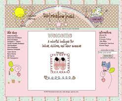 cute website designs