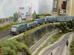 layout train