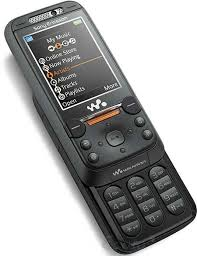 sony ericsson w850i mobile phone