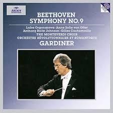 beethoven symphonies gardiner
