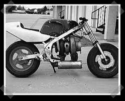 50cc street bike