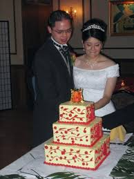 chinese cake toppers