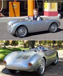 porsche toy car