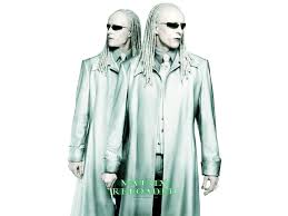 matrix twins costume