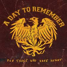 a day to remember cd
