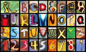 creative alphabets