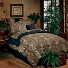 leopard bed