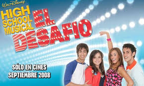 pelicula de high school musical