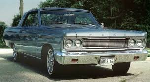 ford fairlane 1965