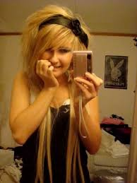 emo hairstyle gallery