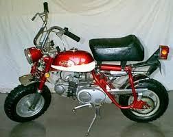1970 honda z50