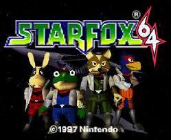 nintendo 64 starfox