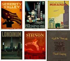 classic travel posters