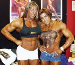 big bodybuilding women