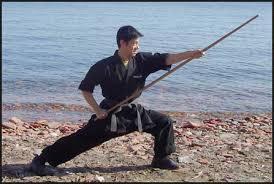 karate bo