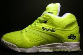 reebok tennis shoe