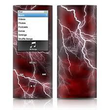 red ipod nano 4th gen