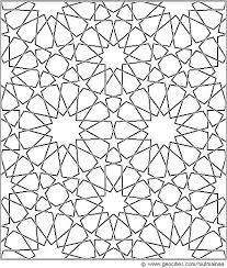islamic geometrical designs