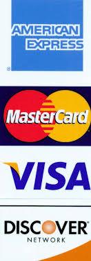 credit card signs