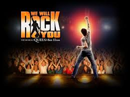 musical we will rock you