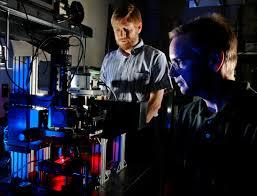 confocal fluorescence microscope