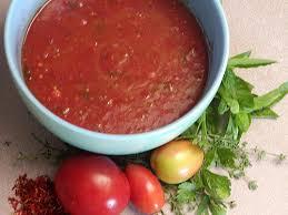 recipe tomato