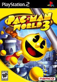 pacman world 3 ps2