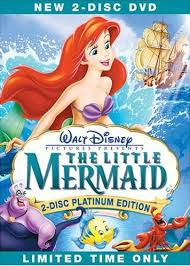little mermaid special edition