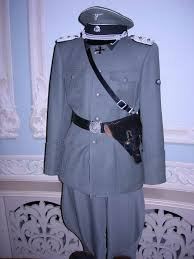 german military uniform