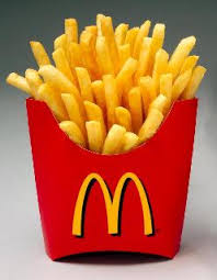 McDonald&#039;s fries