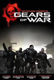 gear of war poster