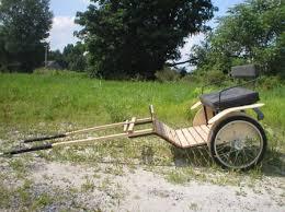 four wheel cart