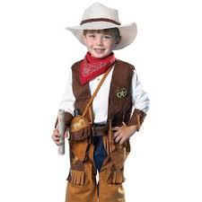 cowboy dressup