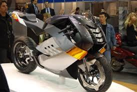 electric sportbike