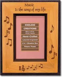music frames