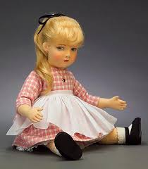 edith the lonely doll