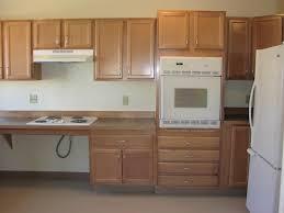 handicap accessible kitchen