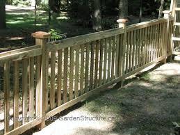 picket fence designs