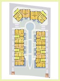 apartment building floor plan