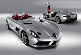 new mercedes benz slr