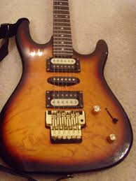guitar sakura